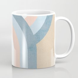 Retro Rainbow connections 4 Coffee Mug