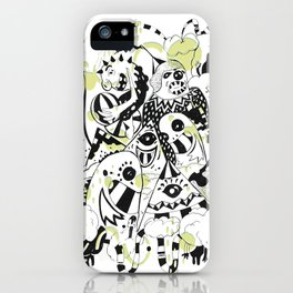 Freak Show iPhone Case