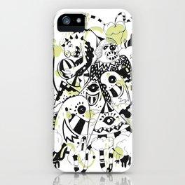 Freak Show iPhone Case