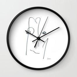 Demeter Moji d7 3-1 w Wall Clock