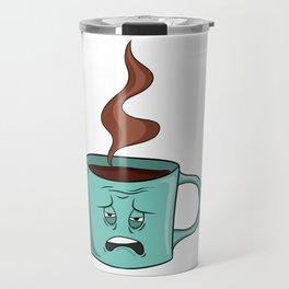 Need Coffee Travel Mug