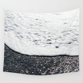 Ocean shore Wall Tapestry