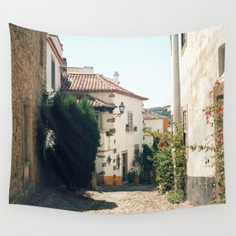 Obidos, Portugal (RR 179) Analog 6x6 odak Ektar 100 Wall Tapestry