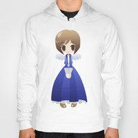 bioshock Hoodies featuring Bioshock Infinite - Elizabeth Angel by Choco-Minto