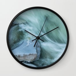 Marble River Run Wall Clock