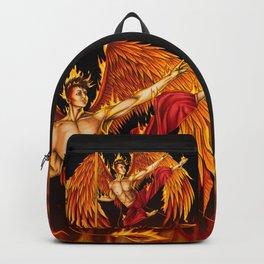 Pole Creatures - Phoenix Backpack