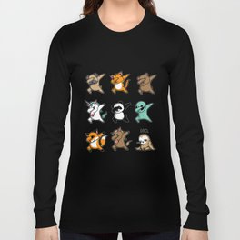 Dabbing Party Long Sleeve T-shirt
