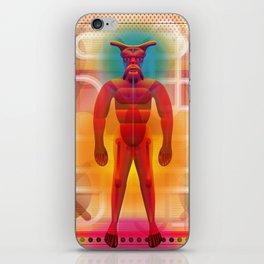 Satyr iPhone Skin