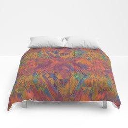 Glitching It (No. 1) Comforters