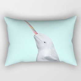 SEA UNICORN Rectangular Pillow