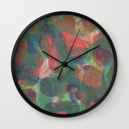 Victory of Spirit Wall Clock