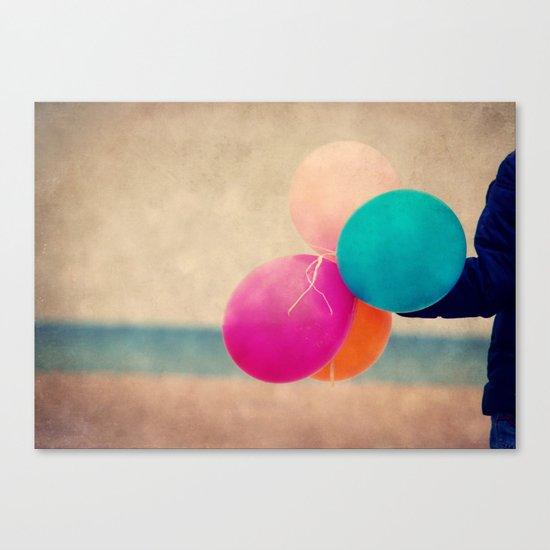 coloré Canvas Print