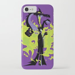 Maleficent Mistress of All Evil iPhone Case