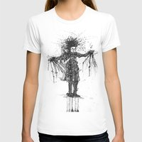 edward scissorhands T-shirts featuring Edward Scissorhands by V.Live