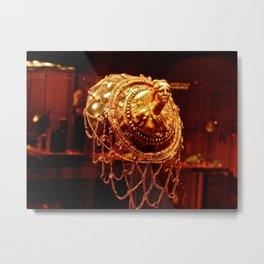 Greek Crown Metal Print