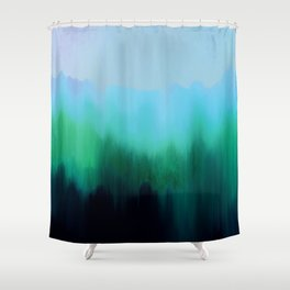 Endless or Forever Shower Curtain