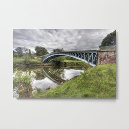 Bigsweir Bridge Metal Print