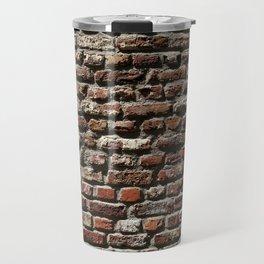 Brik wall Travel Mug