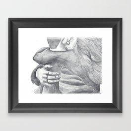 Darleen Framed Art Print