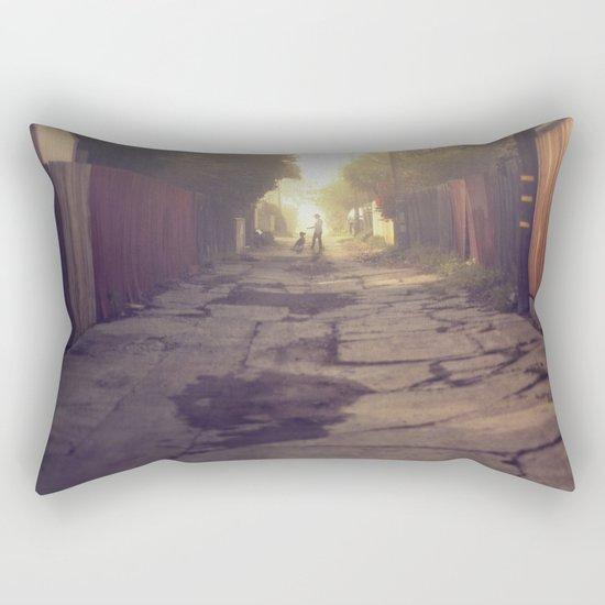 teach your children Rectangular Pillow