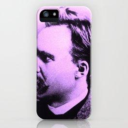 Nietzsche Baba iPhone Case