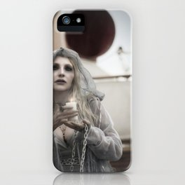 WENCH iPhone Case