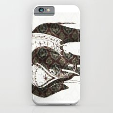 Festive Elephant love iPhone 6s Slim Case