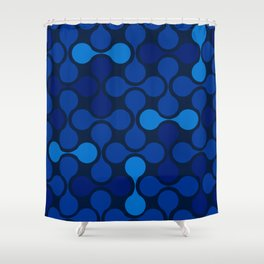 Hourglass 2 Shower Curtain
