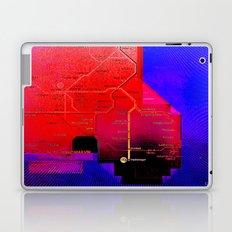 Metro  Map  Copenague Laptop & iPad Skin