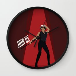 LEADING PLAYER – PIPPIN Wall Clock