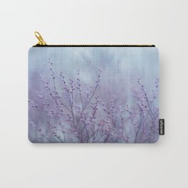 Pale Spring Carry-All Pouch