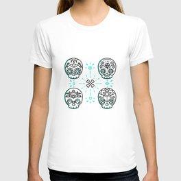 craneo_green T-shirt