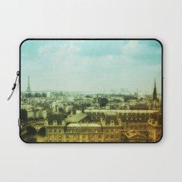 Haute Vue Paris / Panoramique de la Ville Laptop Sleeve