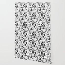 Butterfly pattern 010 Wallpaper