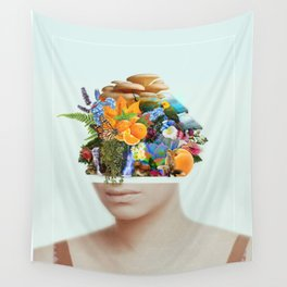 Natural Streissand Wall Tapestry