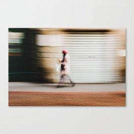 - La mia memoria - Canvas Print