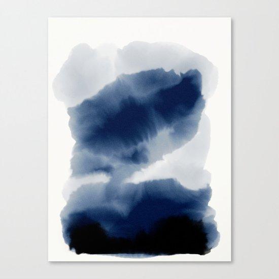 Impetus Canvas Print