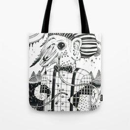 camarón indi Tote Bag