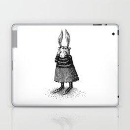 Rabbit - Girl Laptop & iPad Skin