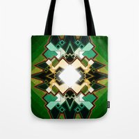 portal Tote Bags featuring Portal by Sircasm
