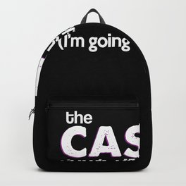 The Casino took all my money Backpack