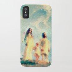 New Day Dawn iPhone X Slim Case