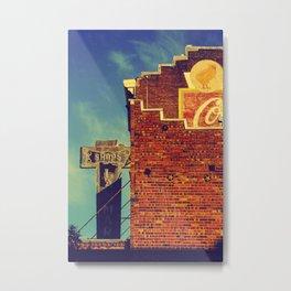 Petaluma Metal Print