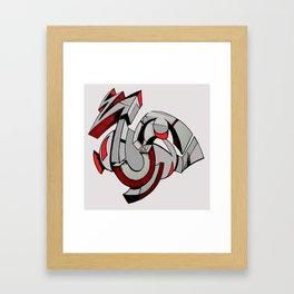 Odd Ball Framed Art Print
