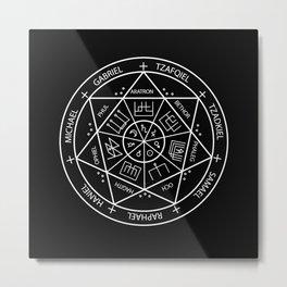 Archangels symbol Metal Print