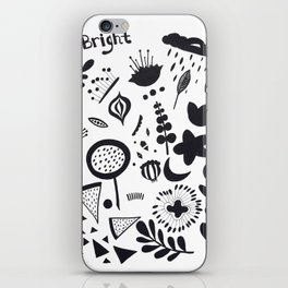 nature objects iPhone Skin