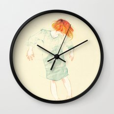 Move! Wall Clock