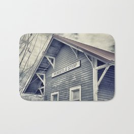 Whistlestop Bath Mat