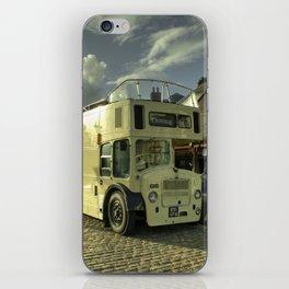 Lodekka Gold iPhone Skin