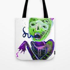 demoniooOOoOOoOooo #3 Tote Bag
